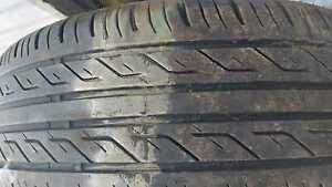 """Ford Galaxy / S - Max 2006-2015 16"""" Steel Road Wheel with GOOD TYRE 215/60/16"""