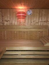 Koerner Sauna von der Saunamanufaktur aus Albstadt, gebraucht