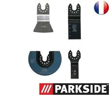 PARKSIDE® Accessoires pour outil multifonction Set travaux au sol et de montage