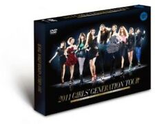 2011 Girls' Generation Tour Dvd - Girls' Generation (2012, CD NEU)