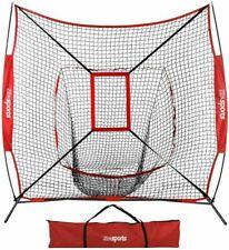 ZENY T01-1020-G2 7×7 ft Baseball Practice Net with Bag