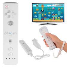 Remote Motion Plus Controller Fernbedienung + Nunchuk +Schutz für Nintendo Wii