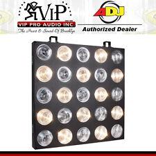 American DJ MATRIX BEAM LED Lighting Matrix Chase Strobe White LED Panel DMX NEW