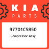 97701C5850 Kia Compressor assy 97701C5850, New Genuine OEM Part