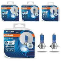 OSRAM Cool Blue BOOST +50% H1 H4 H7 5000K Auto Headlight Car Bulbs