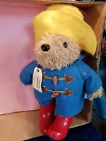 Vintage Paddington Bear c1995 Eden Toys New York made in China