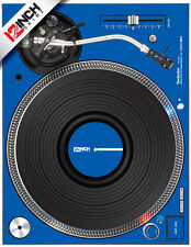 TECHNICS 1200 MK5/3D SKIN - BLUE  (pair)