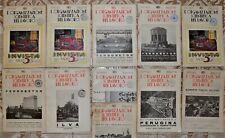L'ORGANIZZAZIONE SCIENTIFICA DEL LAVORO 1932 ANNO COMPLETO