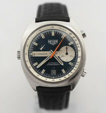 HEUER Carrera 30 ref.1553N Vintage 1975-6 Automatic Chronograph cal.15
