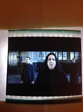 RARE Harry Potter Alan Rickman(Snape)  individual 70mm IMAX Film Cell