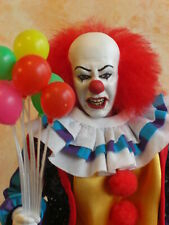 PENNYWISE CLOWN Custom 1/6 figure doll It movie Stephen King 1990 HORROR FILM