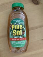 Pine Sol 9.5 Oz Multi Surface Cleaner Kills 99% Germs AntiBacteria Concentrate