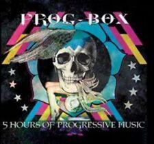 Rock Box Set Music CDs in English