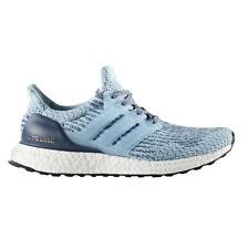 Scarpe da ginnastica in tela da donna blu adidas