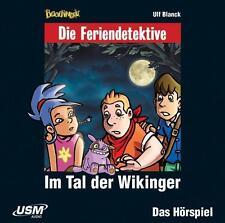 Feriendetektive,die - Im Tal der Wikinger (08) - CD