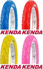 Kenda Reifen 12 Zoll K-935 (62-203) (12 1/2 x 2 1/4) gelb,rot,blau Kinder Reifen
