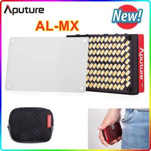 Aputure Amaran AL-MX 2800K-6500K 8W Bi-Color LED Mini Pocket Size Video Light