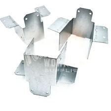 Confezione da 100 x 50 mm TECO MINI travetto APPENDINI-per grandi progetti di rivestimento in legno