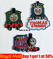 Thomas & Friends , Thomas and Friends Patch Badge Iron On Sew On