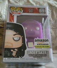 Funko Pop WWE Undertaker GITD glow #69 Amazon Exclusive PreOrder 11//27 w// case!