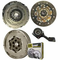 CLUTCH KIT AND LUK DUAL MASS FLYWHEEL AND CSC FOR VOLVO V70 ESTATE T5