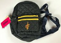 Cleveland Cavaliers Small Backpack NBA Basketball Quilted Bag Womens Kids Cavs