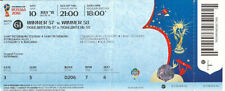 Ticket FRANCE/BELGIQUE, COUPE DU MONDE FOOTBALL 10 juillet 2018