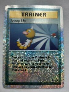 Pokemon Card Scoop Up Legendary Collection Reverse Holo