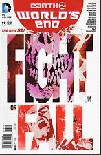 Earth 2: World 's End nº 13/2015 the new 52!