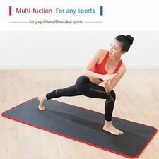 Thick Non-Slip Yoga Mat Sport Gym Pilates Pad Foldable Body Building Fitness