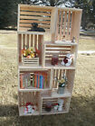 "18"" Wooden Crate, Wood Crate, Wood Storage Crate- Display Crate, Price Per Crate"