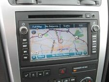 FACTORY STOCK GM® GPS NAVIGATION SYSTEM USB DVD RADIO ENCLAVE TRAVERSE ACADIA