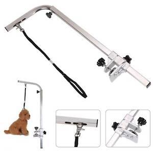 Pet Dog Grooming Table Non Slip Folding Bath Arm Adjustable Desk Bracket