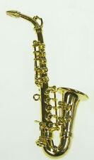 Saxophone By Heidi Ott Miniature Musical Instrument 1.12 Scale Dolls House Music