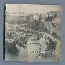 Belgique, Wallonie  Vintage silver print. Tirage argentique  7,5x8  Circa