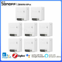 SONOFF ZBMINI Zigbee Smart Switch DIY Module Two Way with App Alexa eWeLink 8PCS