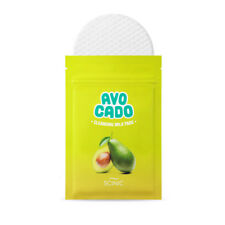 Scinic Avocado Cleansing Milk Pads 10 sheets