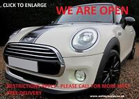 "2017 66 MINI COOPER AUTO**£10,000 EXTRAS-28,000-SUNROOF-SAT NAV-17""-LEATH HEAT**"