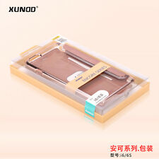 Xundd Encore Leather Case of iPhone 6/6S 2 pcs for $27 only. Fast Deliver