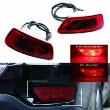 TOOGOO R Lampara de cola parada Luz de freno tercer trasero 48 LED rojo nuevo de coche