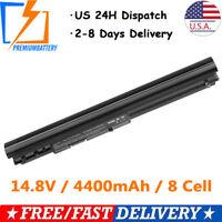 La04 Battery for HP Pavilion 14 15 TouchSmart series 728460-001 776622-001 8Cell