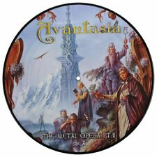 AVANTASIA - THE METAL OPERA PART II - 2LP PICTURE DISC VINYL 2015 - NEW SEALED