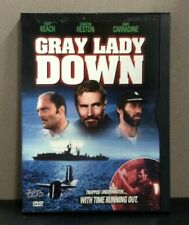 Gray Lady Down   (DVD)    Snap Case    LIKE NEW