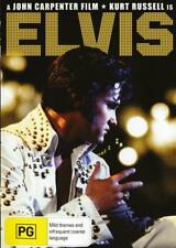 ELVIS - JOHN CARPENTER  - KURT RUSSELL- NEW & SEALED DVD FREE LOCAL POST