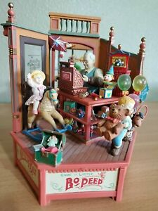 "ULTRA RARE Enesco Toy Shoppe Of Dreams ""My Favorite Things""Multi-Action Musical"