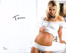 Tara Reid 8x10 Autographed Photo Signed JSA COA HOT Sharknado American Pie 6