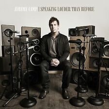 Speaking Louder Than Before by Jeremy Camp (CD, Nov-2008, BEC Recordings) CCM