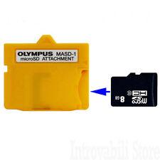 Adattatore convertitore di memoria memory card da micro SD o SDhc a XD MASD-1