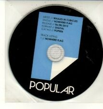 (DC880) Whales In Cubicles, Nowhere Flag - 2012 DJ CD