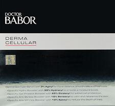Babor Doctor Ultimate Derma Optimizer 1x 50ml & 4x 10ml Cellular  BRAND NEW